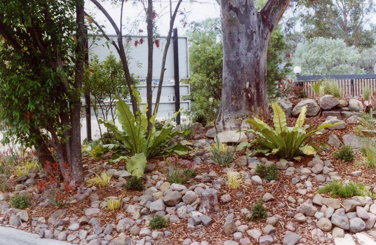 cardiff industrial garden